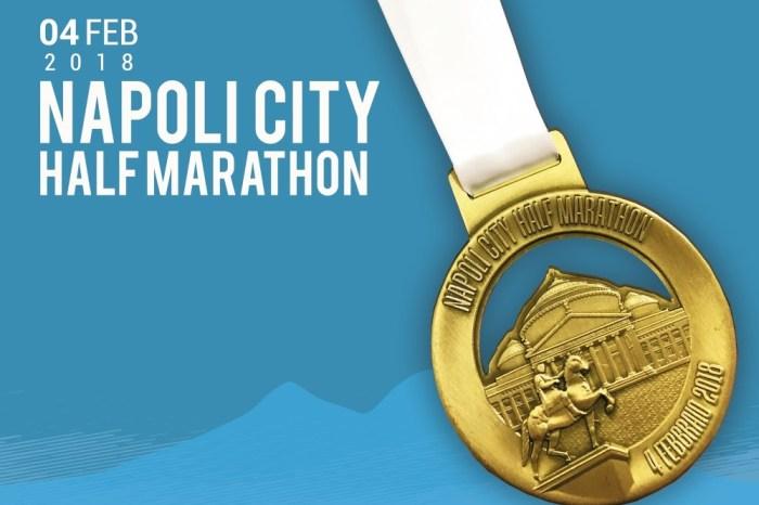 """Cresce l'attesa per la """"Napoli City Half Marathon"""" del 4 febbraio"""