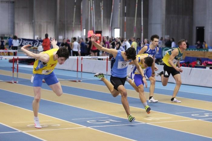 Indoor: Ancora Ancona per i titoli Allievi