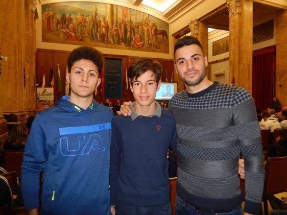 Festa dell'Atletica Messinese 2017 - 1