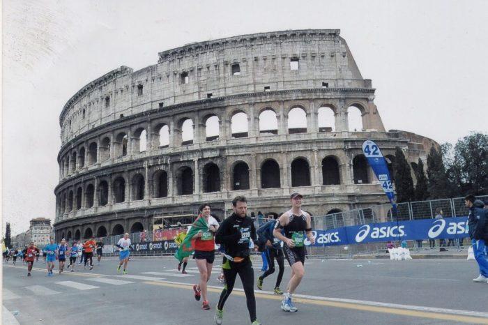 Ultramaratoneta arresta un rapinatore