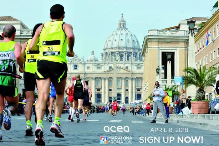 Cresce l'attesa per la 24ª Acea Maratona di Roma