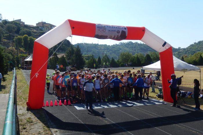 5a Val D'Agrò Running