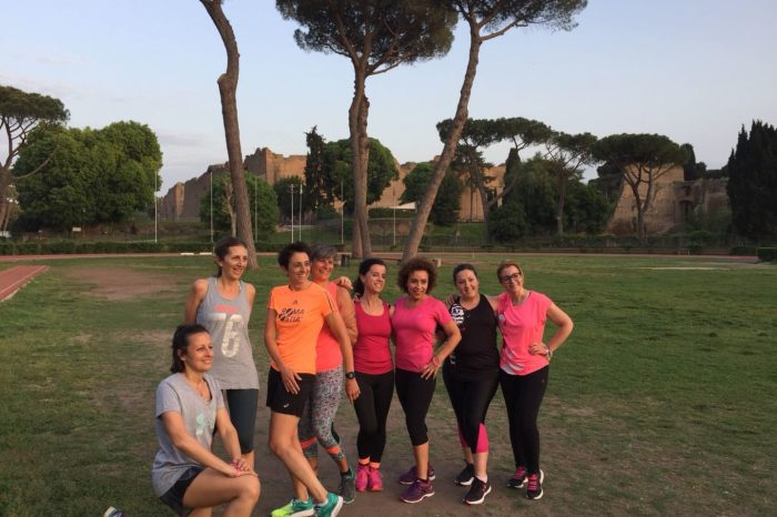Pink is Good! Runner contro il cancro