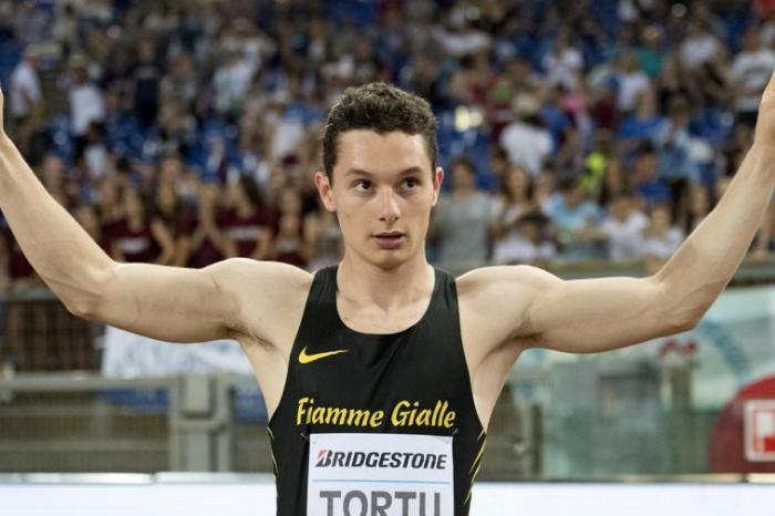 Filippo Tortu: a Berlino 100 e 4x100