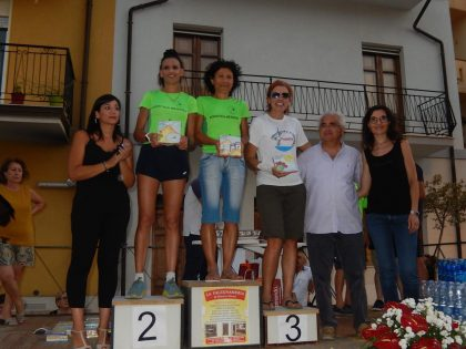Premiazione I Memorial Stefano Salmeri - Falcone - 10