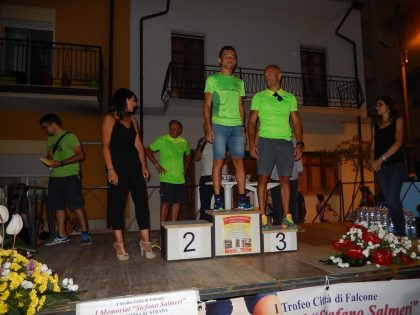 Premiazione I Memorial Stefano Salmeri - Falcone - 40