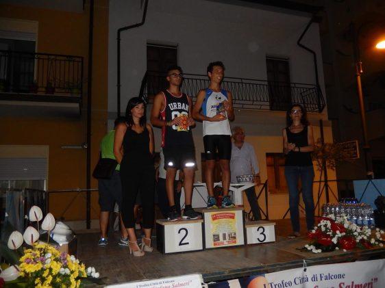 Premiazione I Memorial Stefano Salmeri - Falcone - 48