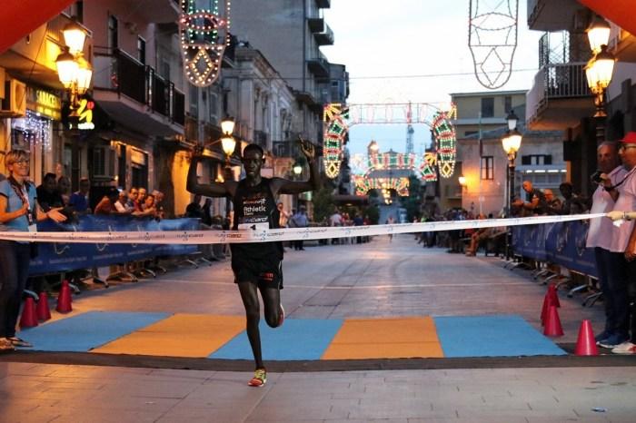 Bis per Ntawuyirushintege Pontien al Trofeo Città di Ravanusa