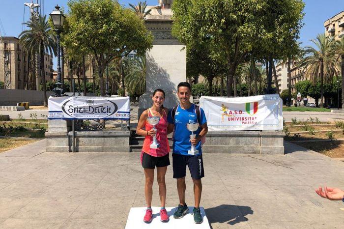 3° Trofeo Città Metropolitana di Palermo a Cimò e La Barbera
