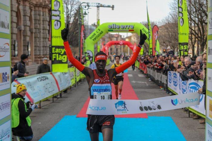 """Doppietta ruandese al """"15° Giro podistico di Sant'Ambrogio"""""""
