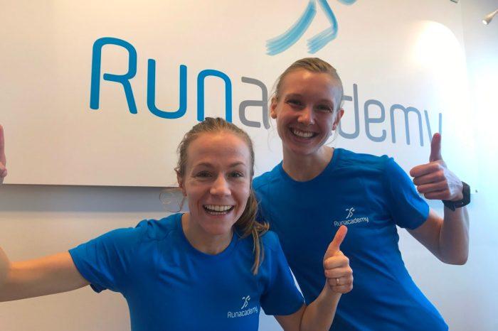 #RunAcademy: una scuola… di corsa