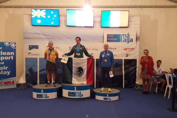 Doppio bronzo iridato per il marciatore Rosario Gallo