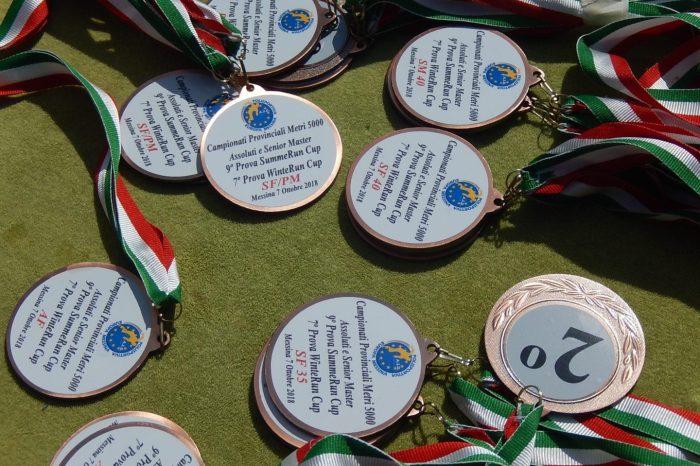 Campionato Provinciale 5 km su pista - 2 di 2