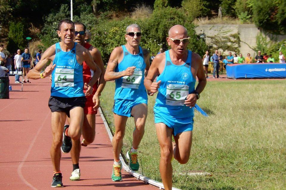 Campionato Provinciale 5 km su pista - 1 di 2