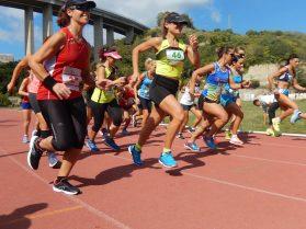 Campionato Provinciale 5 Km su pista - 92