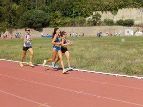 Campionato Provinciale 5 Km su pista - 93