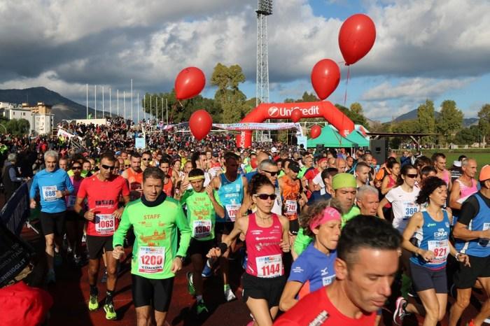 Arte e cultura nella medaglia della XXIV Maratona di Palermo
