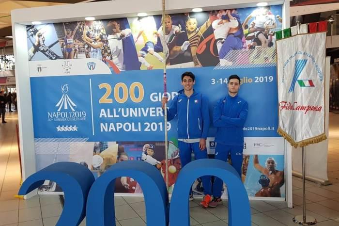 Napoli: 200 giorni alle Universiadi 2019