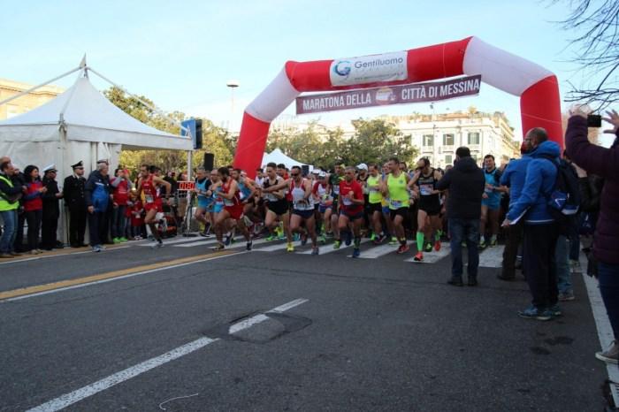 """Scattato il conto alla rovescia per la """"Messina Marathon 2019"""""""