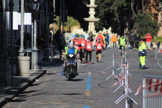 221 - Messina Marathon 2019