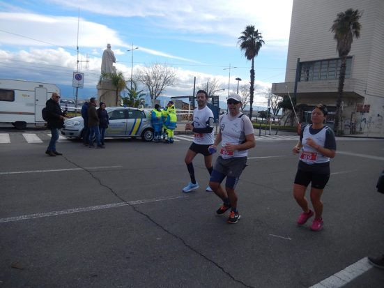 341 - Messina Marathon 2019