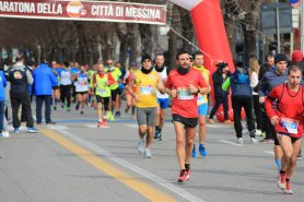 606 - Messina Marathon 2019