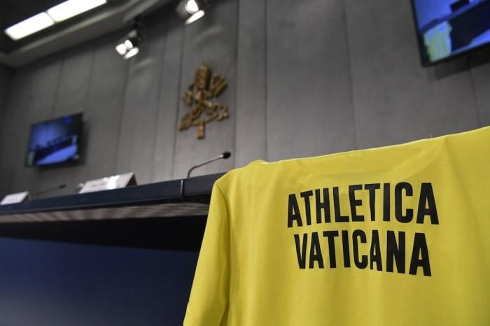 E' nata Athletica Vaticana, tra i tesserati don Vincenzo Puccio