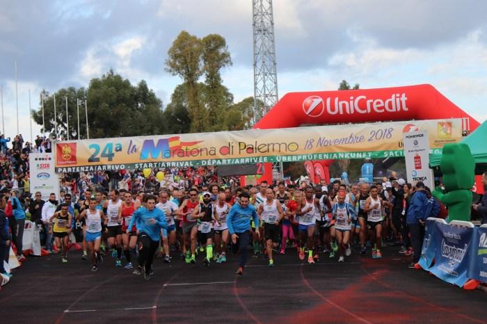 Iscrizioni aperte alla XXV Maratona Città di Palermo