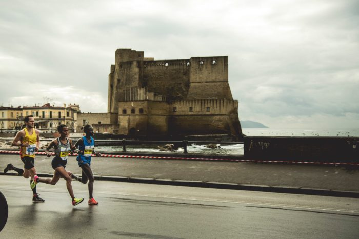 "La ""Napoli Half Marathon"" verso un record del mondo"