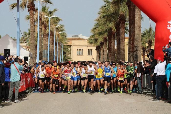 In 1500 alla Mezza maratona della Concordia