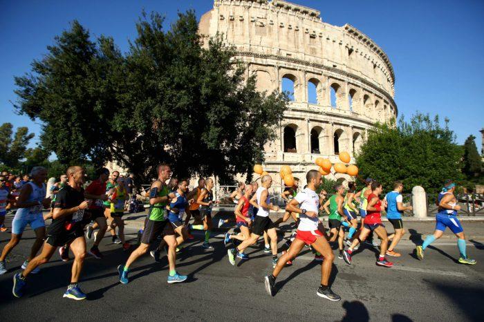 Maratona di Roma, raggiunta quota 10.000