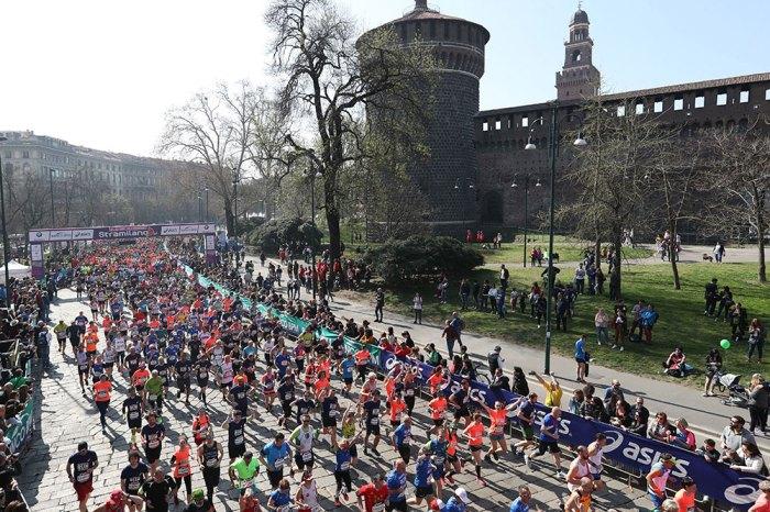 "Vittorie keniane alla ""Stramilano Half Marathon"""