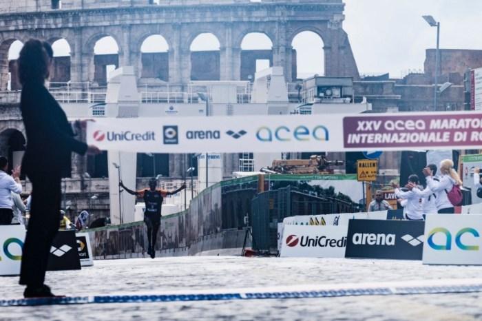 Dominio etiope alla Maratona di Roma