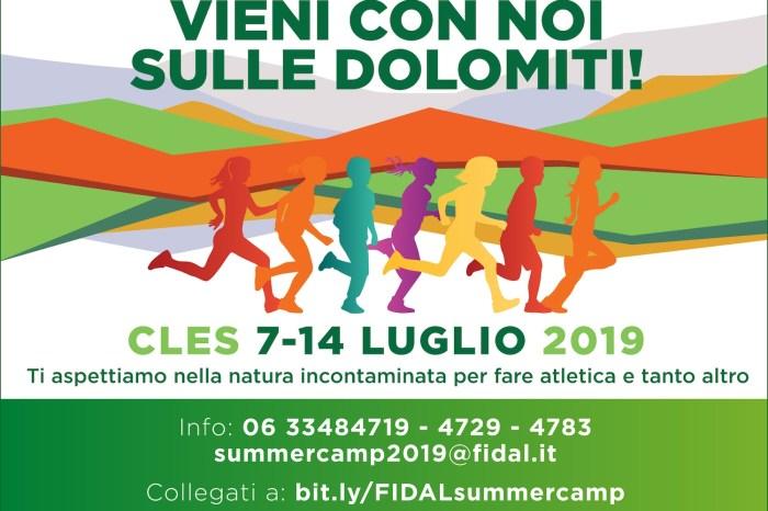 """Prorogate le iscrizioni al """"Summer Camp 2019"""""""