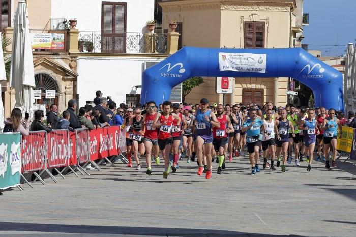 Maratonina di Terrasini: vittorie di Lo Piccolo e Sorvillo