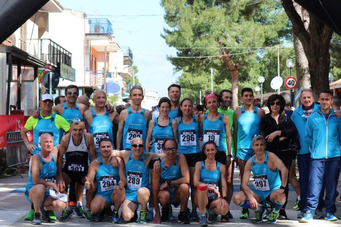 "Podistica Messina ""rosa"" in testa al ""6° Running Sicily"""
