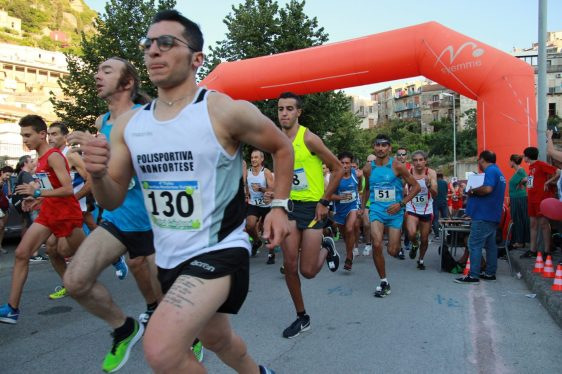 4° Trofeo Polisportiva Monfortese Running - 100
