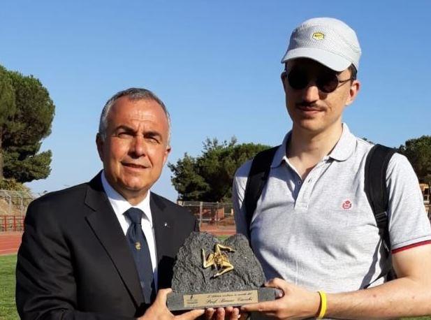 Un premio in memoria di Bruno Cacchi consegnato a Catania