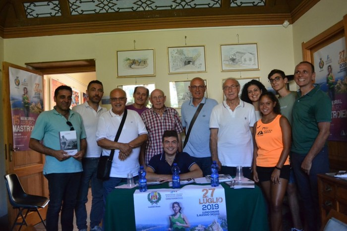 """Presentato a Villa Genovesi il """"15° Memorial Arturo Mastroieni"""""""