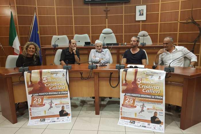 """La vigilia dell'atteso """"5° Memorial Cristina Calleri"""""""