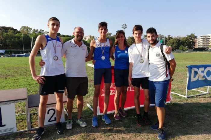 Allievi sugli scudi ai campionati siciliani di Siracusa