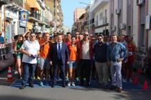 Lo start con il sindaco Cateno De Luca