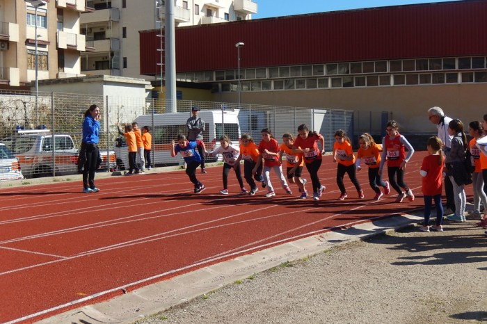 Ricca d'appuntamenti l'agenda della atletica giovanile messinese
