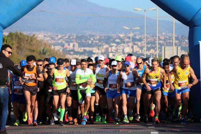 """Dalla Maratona di Catania una """"mano"""" a Torino e Firenze"""