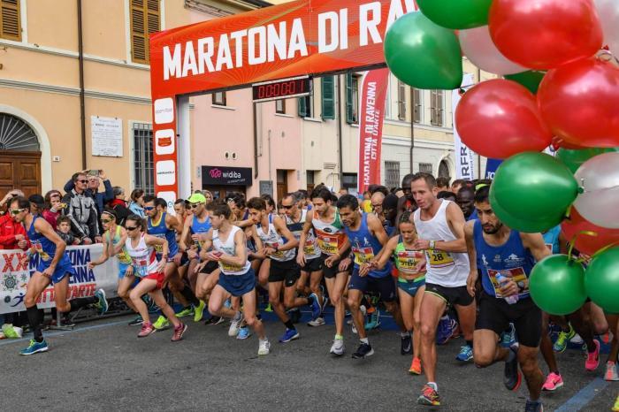Sfida a Ravenna per il Tricolore della Maratona