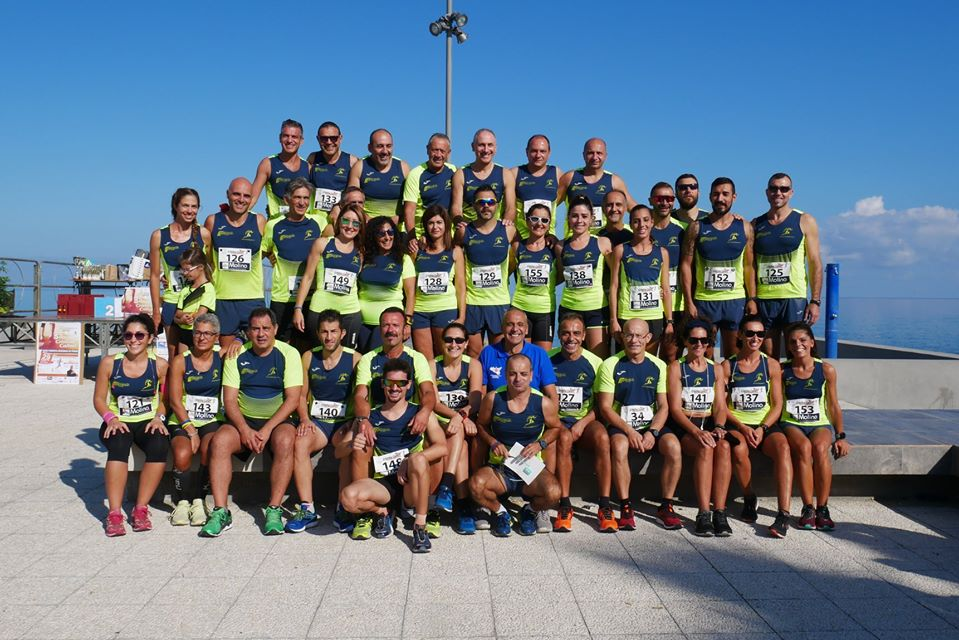 "I vincitori della ""Messina Run Cup 2019"""