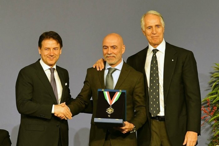 Collari d'Oro, premi per Panetta e Legnante