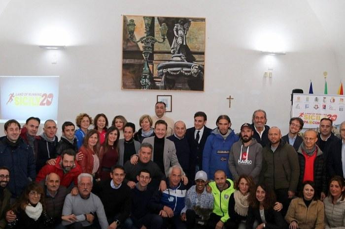 """Presentata a Monreale la settima edizione del """"Running Sicily"""""""