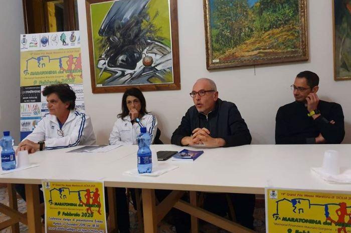 """Presentata la """"7^ Maratonina dei Nebrodi"""""""