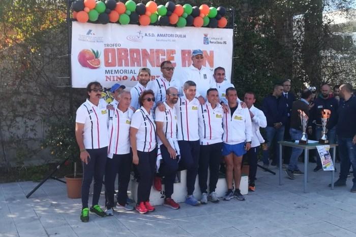 Classifica II Trofeo Orange Run - MRC2019